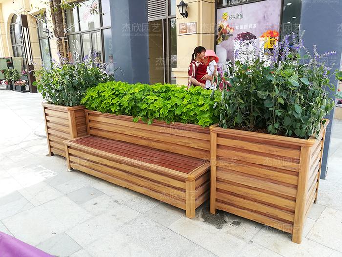 定制公园广场铝合金座椅