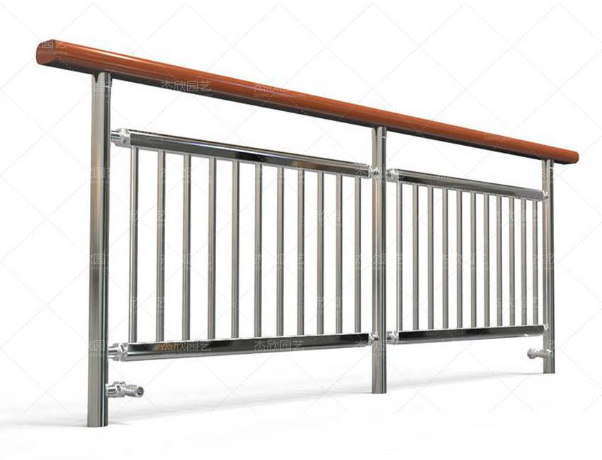 不锈钢护栏示意图
