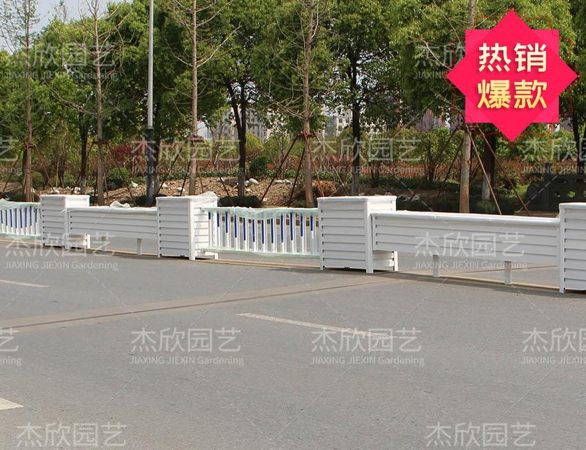 白色铝合金马槽护栏贝博软件