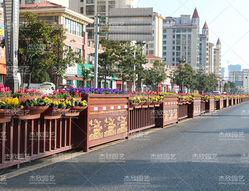 文化道路隔离贝博软件南昌贝博官网app