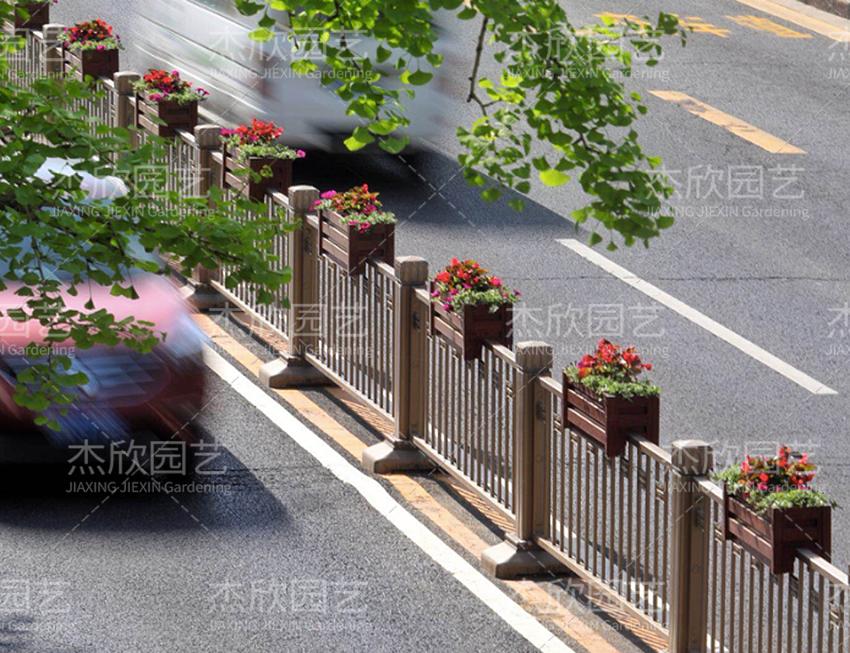 贝博软件护栏道路景观北京通州贝博官网app