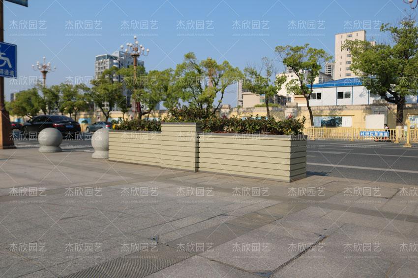 PVC组合贝博软件道路绿化
